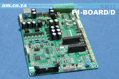 SKU: F1-BOARD/D, Double Epson XP600 Printhead Motion Control Motherboard for FastCOLOUR-ONE Large Format Printer