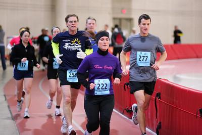 InStep Icebreaker Indoor Half Marathon 2