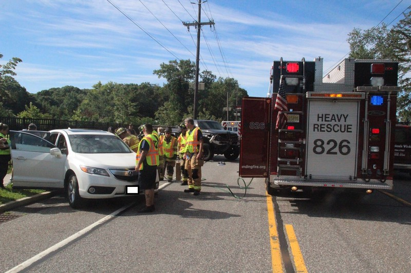 7-23-2015(Camden County)-Gloucester Twp- Black Horse Pike & Olympus Ave MVC with Pin