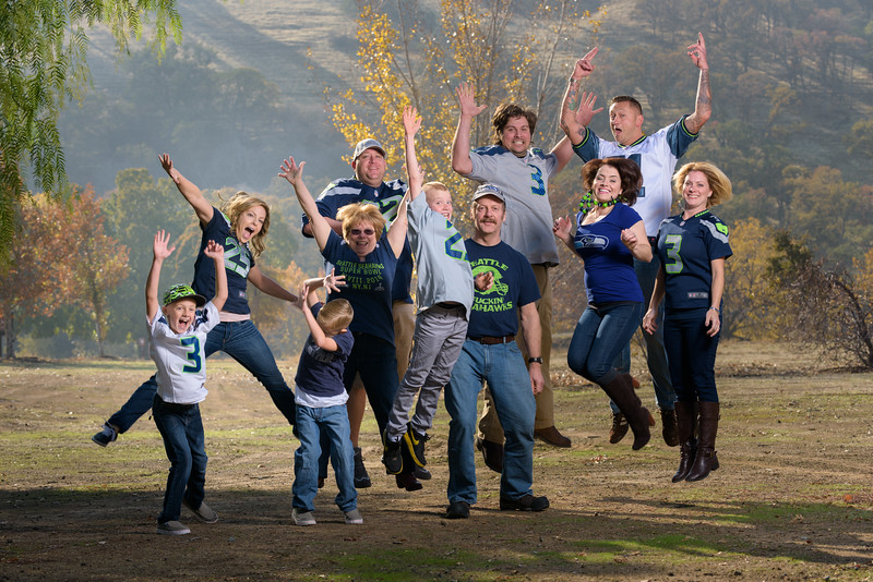 Sarah –Multiple Generations (Family Photography) @ Round Valley Regional Preserve, Brentwood, California