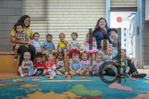 DGM 2018-2019 Senior Infants, Classroom 3, Ms. Janelle