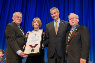 CMOH Award Ceremony