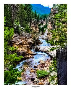 Duschene River, Utah