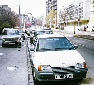 1993 Opel Belmont