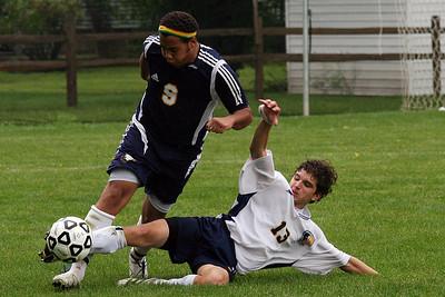 2007 Boys Soccer / Toledo Christian