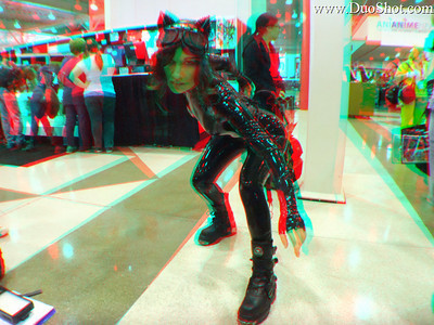 NYCC 2011 Saturday Anaglyph