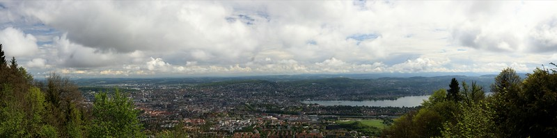 Zürich - Üetliberg/ZH - 05/2017