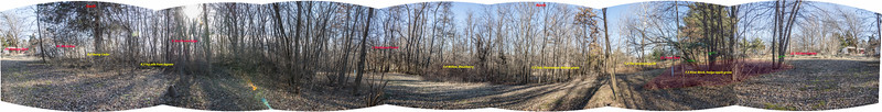 OP 11 South of Upper Pond