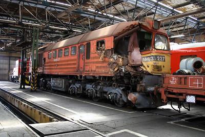 Hungary Class M62 / 628