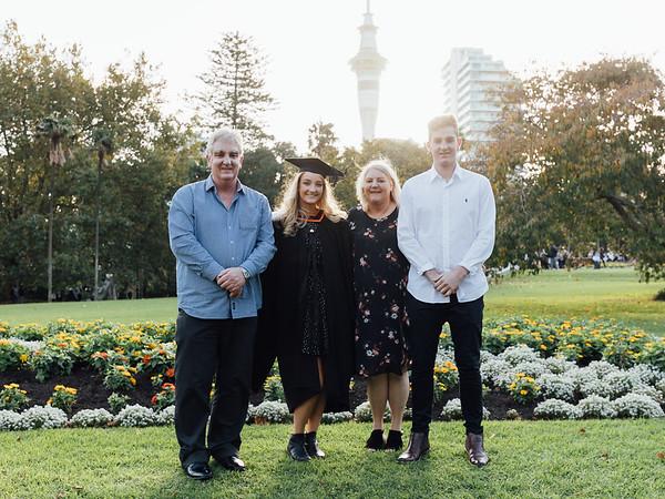 Claudia's Grad
