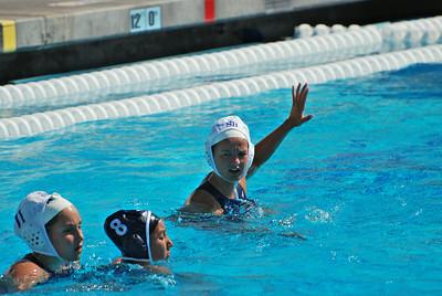 Junior Olympics 2008 - Platinum Division 16U A Girls - Santa Barbara Water Polo Club Miscellaneous Games. SBWPC. Photos by Robert Andrew Fowler.