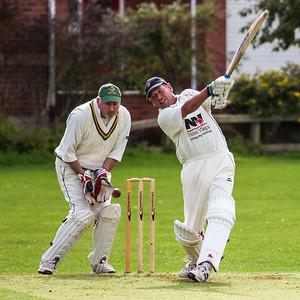 Cricket at Barnby Dun