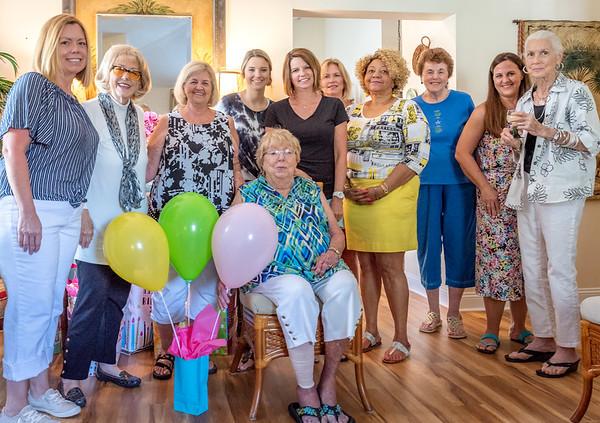 Sherry's 80th Birthday