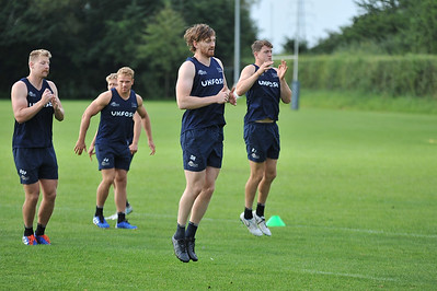 Training days 13/8/19