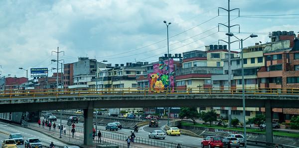Colombia- Bogata and Cartagena