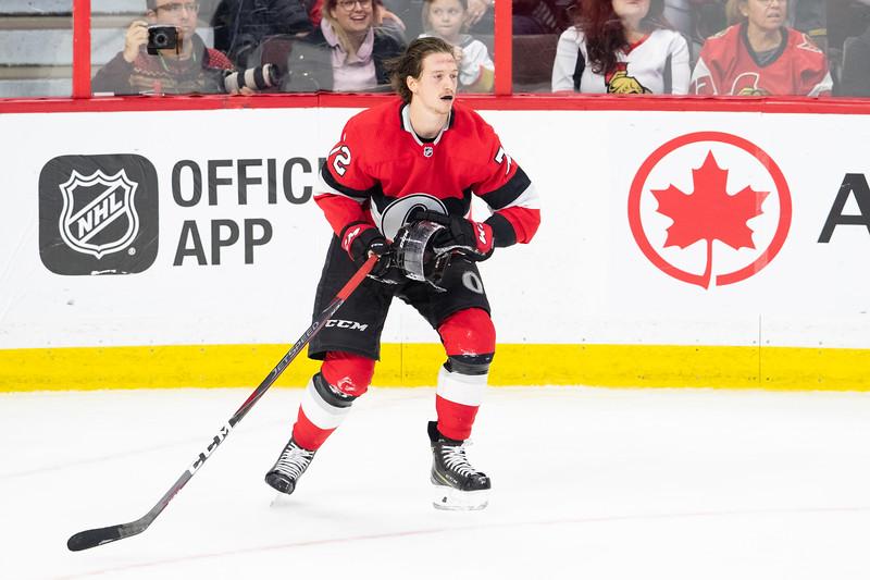 NHL 2018: Golden Knights vs Senators  NOV 08