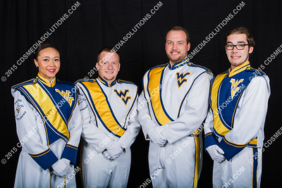 2015 Drum Majors