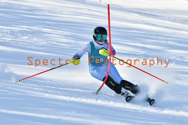 OFSAA Alpine 2020 - Open Slalom - Girls