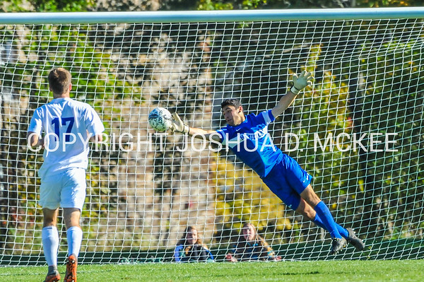 Hamilton Men's Soccer v Amherst 10-10-15
