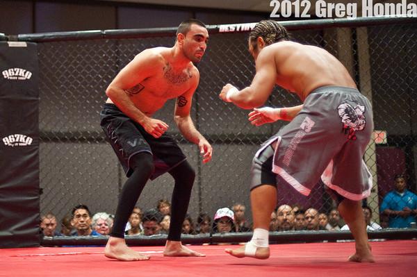 Drake Fujimoto vs Zach Close