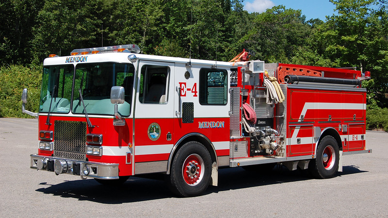 Retired Engine 4.  1994 HME / Central States.  1250 / 1250 / 50F