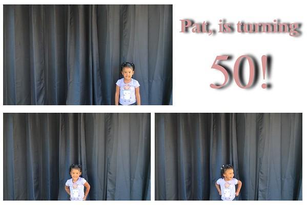 Pat Turns 50!