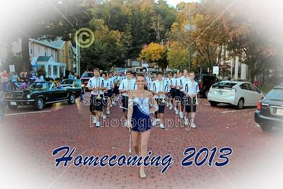 2013 Homecoming (10-02-13)