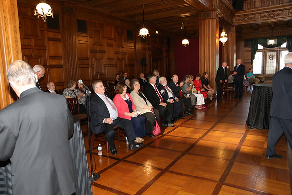 Grand Masters Tuesday Evening Reception 05-19-2015
