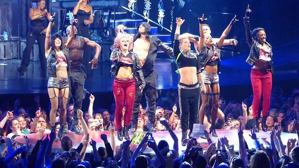 Pink Sydney Concert 2013