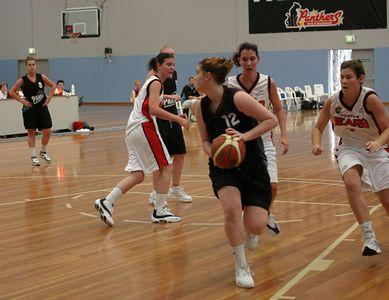 Youth League Women 2005