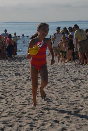 2010 Mighty Kids Triathlon - Swim