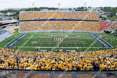 WVU vs Oklahoma State - September 28, 2013