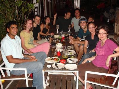2008 Externship Meeting & General