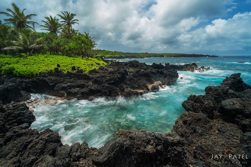 Wainapanapa State Park, Maui, Hawaii (USA)