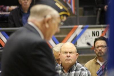 HHS Veterans Day Program, 11/11/2014