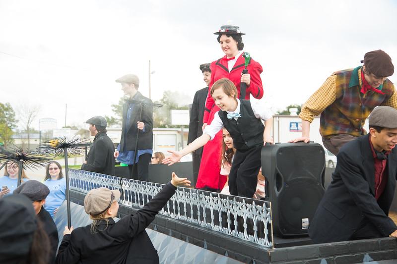 Parade Mary Poppins 3-9067