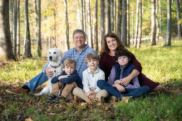 Evans Family 2020