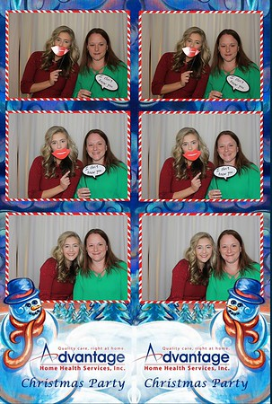 Advantage Holiday Party 2016