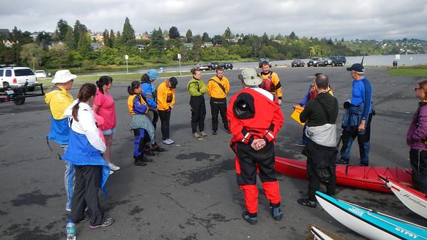 Intro to Kayaking (Sep 2013)