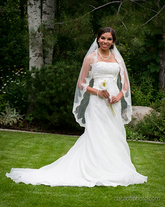 Emily Woody - Bridal Portrait