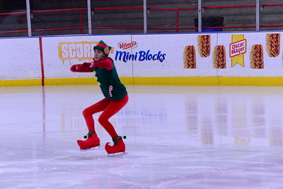 ICE & BLADES ROSTRAVER HOLIDAY ICE SHOW 2018