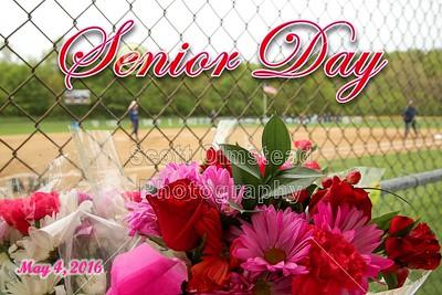 2016 Senior Day (05-04-16)