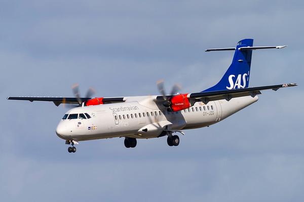 OY-JZG - ATR 72-600