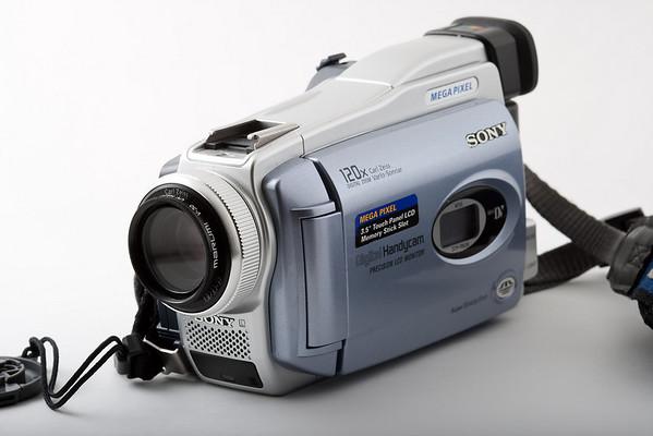 Sony DCR-TRV38 (SOLD)