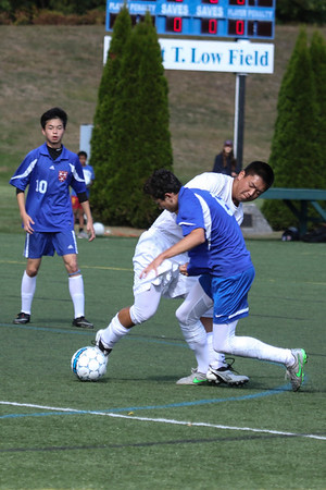 Boys' JV Soccer vs. Proctor | September 28