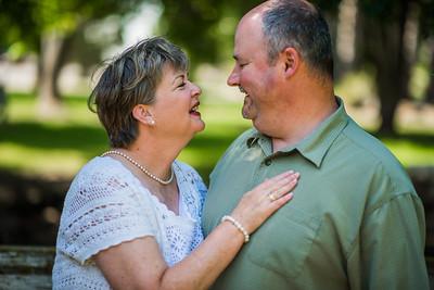 Patricia & Greg