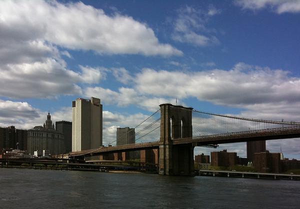 New York April 2010