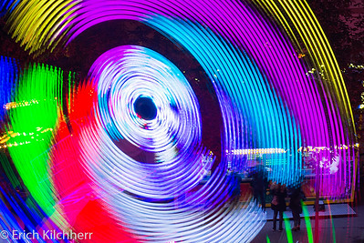 Fascinating Colors at the Autumn Fair (Herbstmesse) Basel
