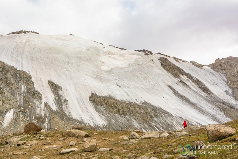 Glacier Walk, Koshkol Lakes - Alay Mountains, Kyrgyzstan