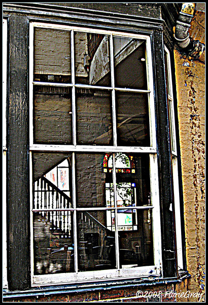 Banbury, Inside and Out  ©2008 FlorieGray